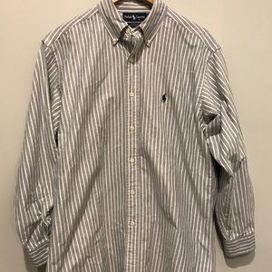 GUC Ralph Lauren Polo button down shirt